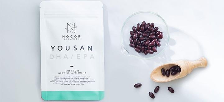 ノコアの葉酸サプリは無味のカプセルタイプ